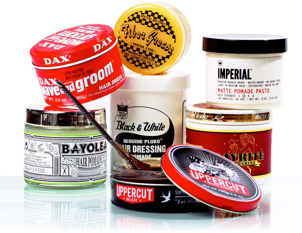 Wonderful Gel, Pomade, Clay U2013 Whatu0027s The Difference? We Break It Down For You
