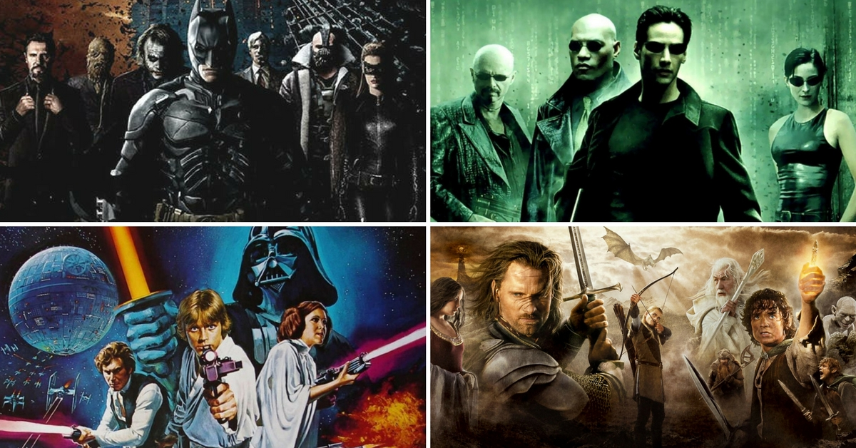 10 epic movie trilogies of all time which you need to