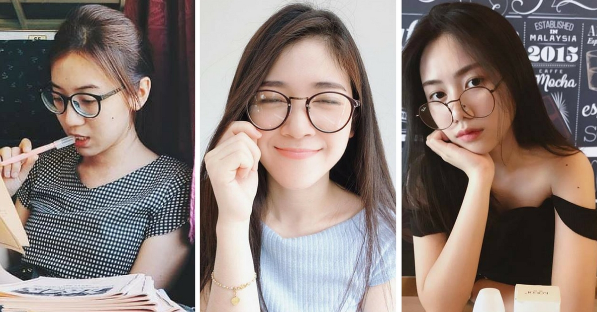 Variant You Cute teens with braces glasses think, that