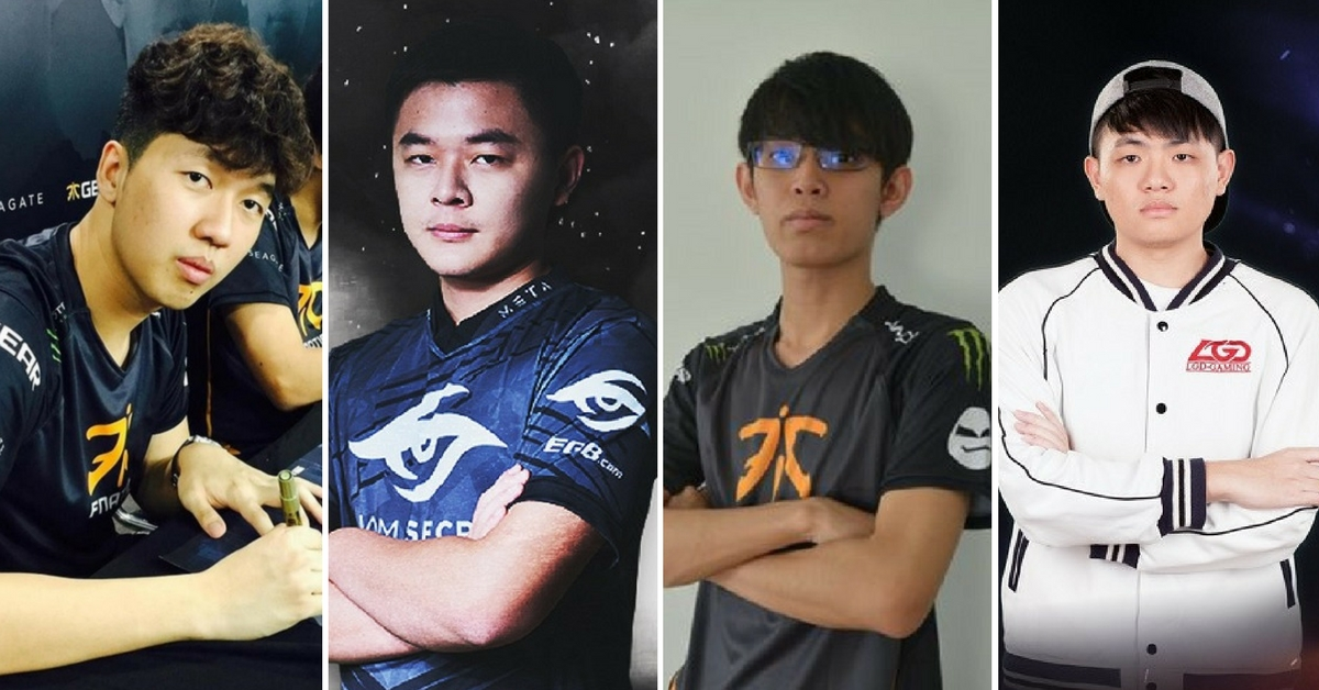 4 Prominent Malaysian Dota 2 Pro Gamers You Should Watch Out In The International 7 Sevenpie Com Because Everyone Has A Story To Tell