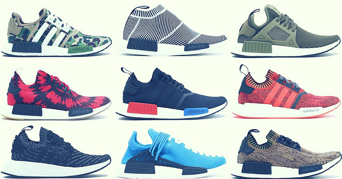 the best attitude 5d0fe 61566 The Ultimate Guide On Adidas NMD For Those Who Missed Out ...