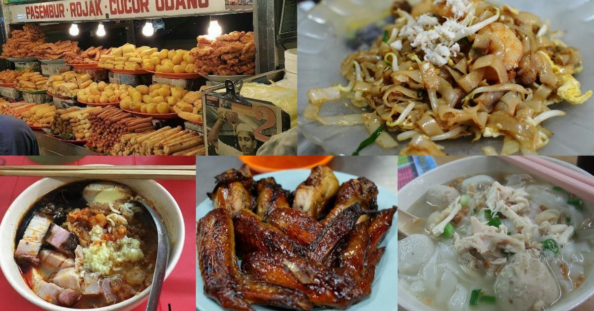 5 Best Street Food In Penang Sevenpie Because Everyone Has A