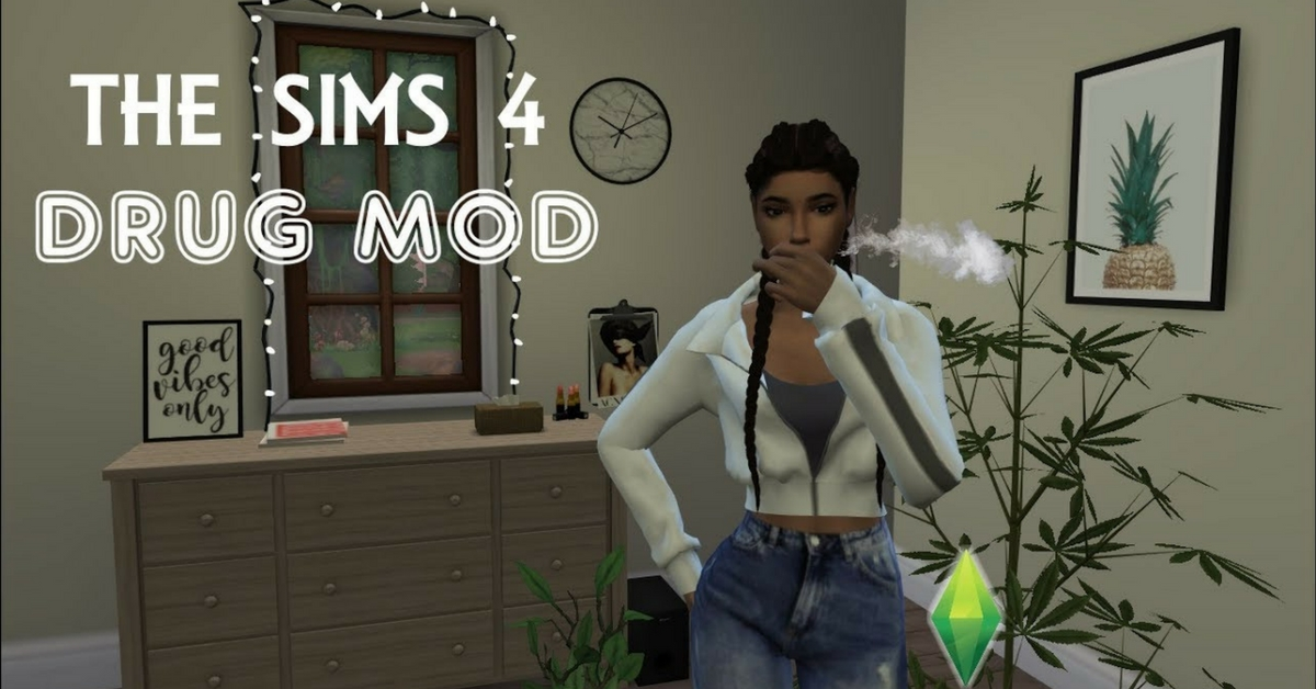 You Can Now Buy, Sell And Use Drugs In The Sims 4 – SevenPie