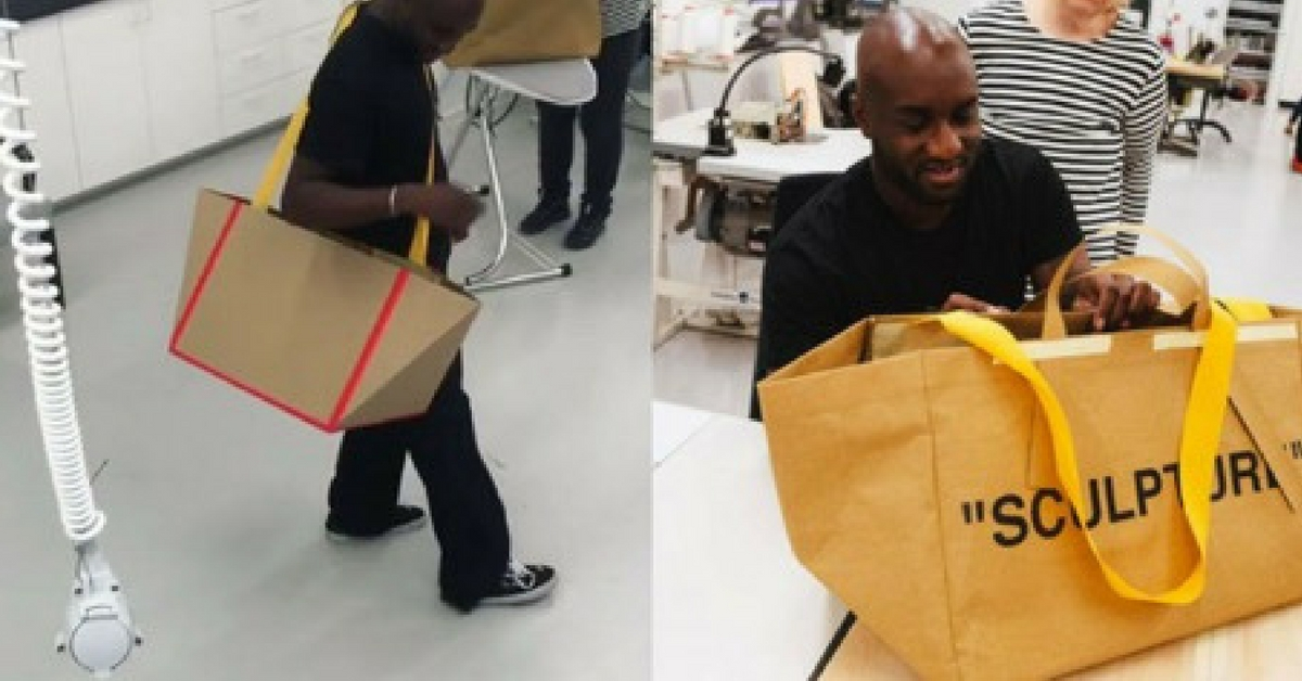 Off White X Ikea Collaboration What You Need To Know
