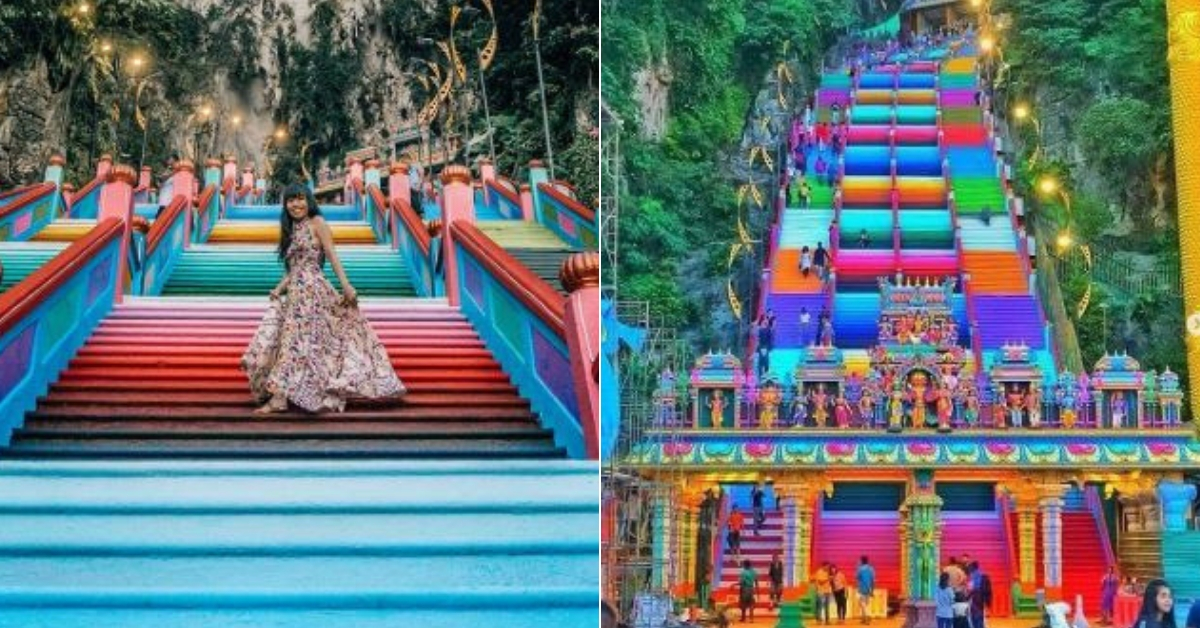 Batu Caves Has Got A New Look And It S A Sight To Behold