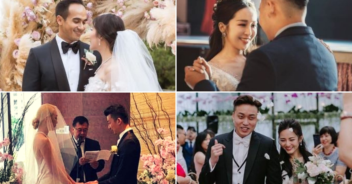 19b63c652887 Wedding Bells Are In The Air. Here Are 5 Weddings Of The Year, Malaysian  Edition!